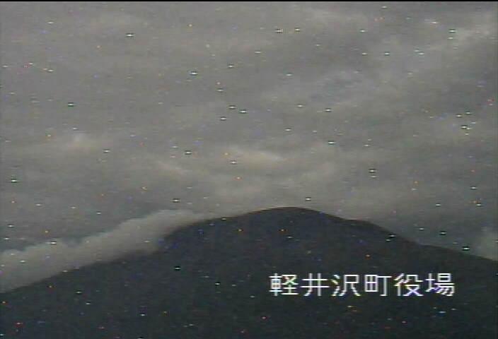 浅間山 現在 カメラ